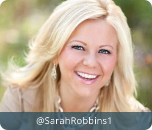 Follow Sarah on Twitter
